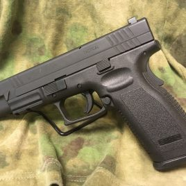 Springfield .45 Tactical