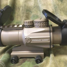 Primary Arms 3X Scope